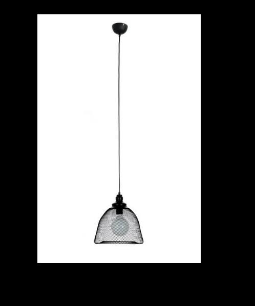 Delicato โคมไฟห้อยตกแต่ง 80256BK.1PL.BK สีดำ