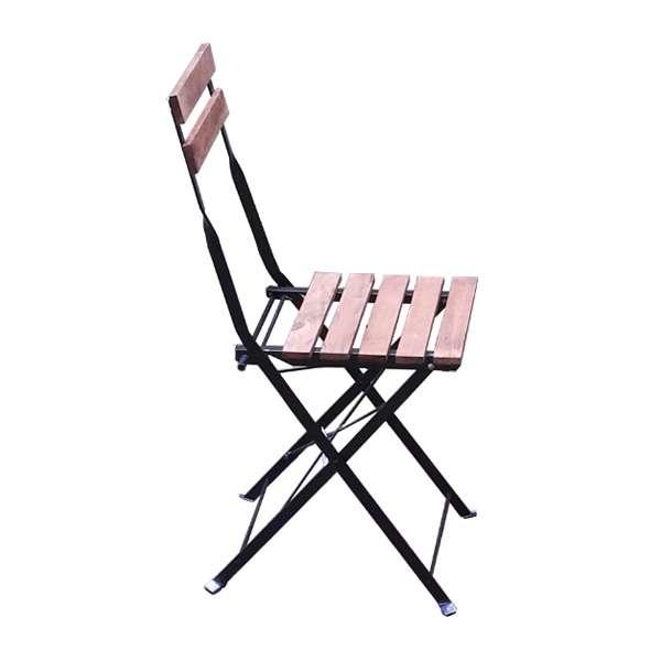 Tree O เก้าอี้ไม้ ARK-MC02 สีน้ำตาลอ่อน