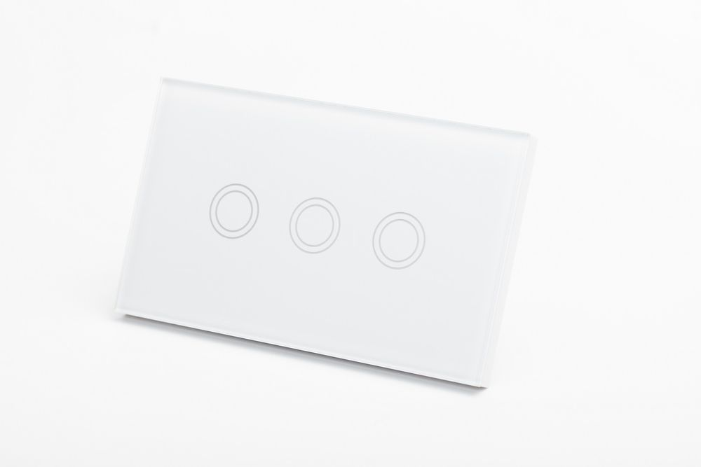 LifeSmart Touch Switch 3 Gang 2x4
