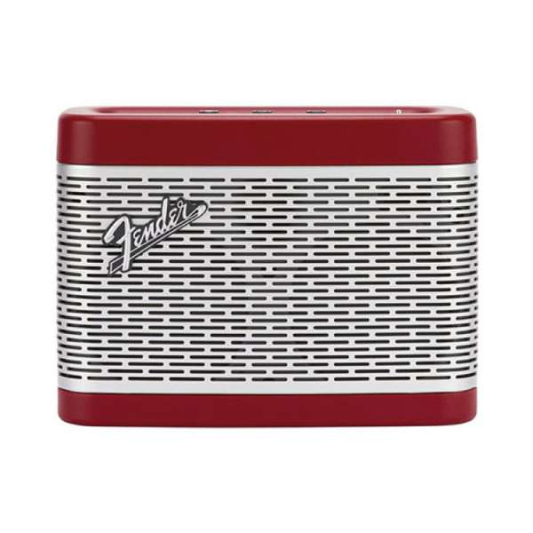 ลำโพงไร้สาย Newport สีแดง Fender