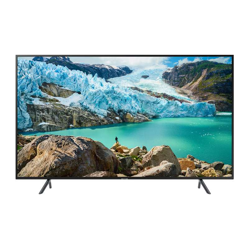 "SAMSUNG Smart LED TV 55"" UA55RU7200KXXT (2019) ดำ 55"""