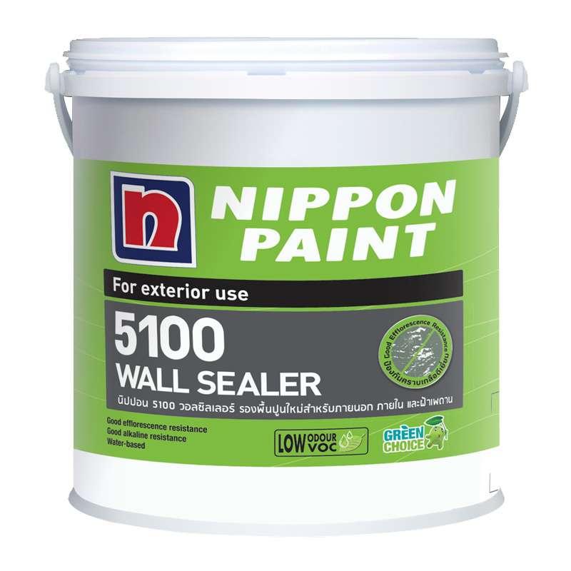 สีรองพื้นปูนใหม่ 5100 1GL NIPPON