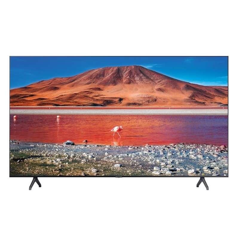 Samsung UHD SMART TV 4K รุ่น 55TU7000 55 นิ้ว สีดำ